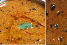 Manathakkali vathal/Sundakkai Kuzhambu - Vatha kuzhambu recipe | South Indian Samayal Recipes