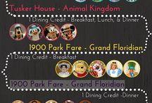 Disney land/world