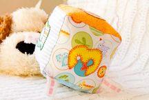 ¿Como hacer un cubo sonajero de bebe? / ¿Como hacer un sonajero de bebe de patchwork?