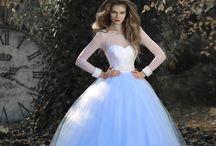Cindarella - suknia ślubna jak z bajki / Nowy projekt efektownej sukni ślubnej zaprojektowanej przez salon  sukien ślubnych ED Mariage Kalisz