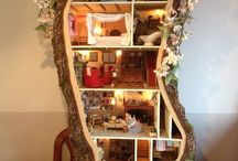 кукольные домики макеты