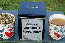 Refreshing Mint Tea / Peppermint Teas, Moroccan Teas, Mint teas - loose leaf, fresh and bagged.