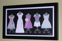 0 SU dresses in frames / by S J