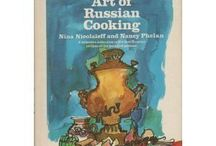 Russian Cooking Books / Collection of books and articles devoted to Russian cooking and recipes.