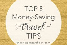 Save Money Traveling / Traveling is a luxury but shouldn't have to cost an arm and leg