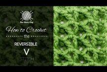 Crochet video tutorial