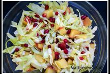 Tilbehør/salater