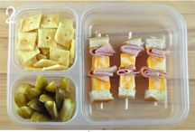 school lunch ideas / by Kacie Franzwa