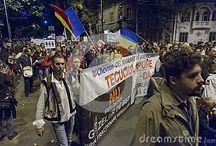 Rosia Montana- Protest