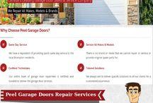 Garage Door Infographics