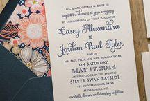Wedding ♥ Invitations