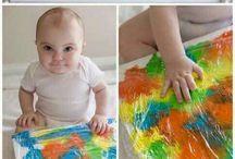 actividades para bebes