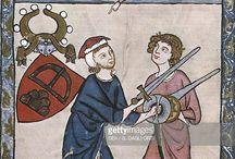 Sword and Buckler
