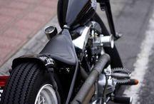 Custom mototcycles / Custom bobber, chopper etc