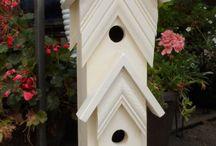 Birdhouse Ideas / by Jerald Locke