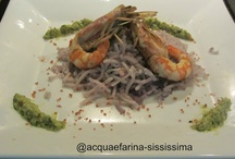Ricette con le patate Vitelotte dal blog Acqua e Farina-sississima