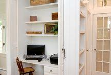 Bücherregal Tür