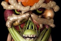 Healthy & Green Halloween / Tips on making your Halloween healthier and more eco-friendly!