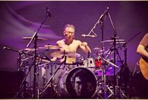 Yose Kristian / #OnStage #Drummer #IwanFalsDrummer