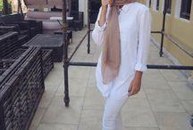 costum saat hijab