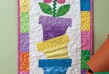 Artesanato, costurinhas, patchwork etc...