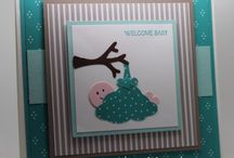 Stampin Up Baby / by Jamie King