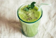 juicing + smoothies / by Shelley Ludman