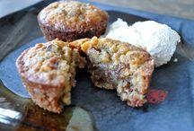 Muffins / by Carolyn Hollingshead