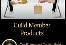 Professional Crafters Guild Member Products / Welcome to the product board for our Guild Members.  Rules of the board: • Members can pin up to three images per week. • Please ensure that ALL pins have a description and website link for where the item can be purchased. Any pins missing this information may be removed. • If you would like an invitation to pin please contact Anna at the PCG.