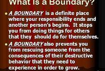Co-dependence Awareness