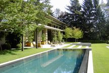 Tables of Water / WERK | Charles Anderson Landscape Architecture