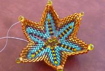 Geometric beadswork