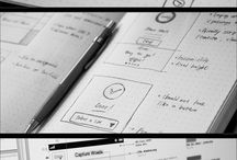 Interaction Design / Interaction design: process / prototype / wireframe / guide