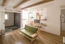 リビング / H・DIYホーム(穂高住販)の施工事例を掲載しています。