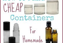 Containers for home diy