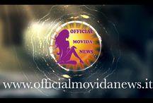 """OFFICIAL MOVIDA NEWS / Roma / """"Official Movida News"""" è sempre presente al centro della Movida Romana: Spettacoli, eventi, Moda Fashion, Teatro, Gossip & Roma By Night www.officialmovidanews.it"""