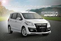 Suzuki Ertiga Series / Harga dan Spesifikasi Suzuki Ertiga