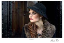 Portraits / Portraits en NB