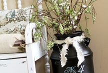 Country decor / by Judy Harris