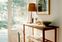 Interior // Summer house