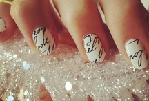 Pretty Nails / Decorating nails can be a work of art..These are some of my favorites..!