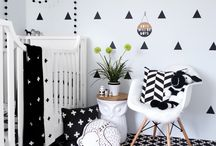 Black & White Inspiration / The black & white trends we see all around us!