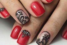Unique manicure