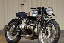 Cafe Racers / Photos of Cafe Racers, Triumph, Norton, Honda, Harley-Davidson Sportsters, they all provide the platform necessary for a performance machine chock full of style.