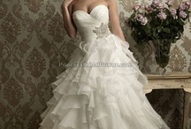 Ideas - Wedding Dresses / This board is for ideas, but you can find dresses amazingly priced by: https://www.facebook.com/TheBridalLoungeJohannesburg?fref=ts <--- The Bridal Lounge Or https://www.facebook.com/dandelionsdust.witbank?fref=ts <----Dandelio Dust Witbank (she posts and gets the dresses according to your measurements)  Please let them know if you found them through us :)
