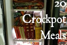 Crock pot meals / by Jeni Maly