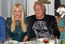 Lady Monika Bacardi and Massimo Gargia's birthday in Saint Tropez / Lady Monika Bacardi and Massimo Gargia's birthday in Saint Tropez at Moulins de Ramatuelle