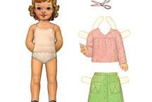 sewing: patterns & fabric wish list