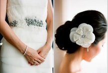 GORGEOUS BRIDAL FASHION / Beautiful dresses, headpieces, and accessories for the bride and bridal party