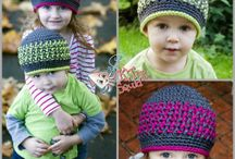 hats / Cute free patterns I've come across.